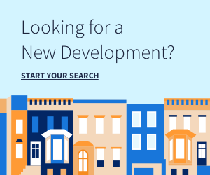 Looking for a New Development? Start Your Search